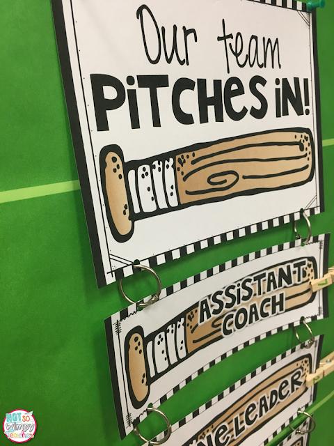 Not So Wimpy Teacher: Sports Theme Classroom Decor