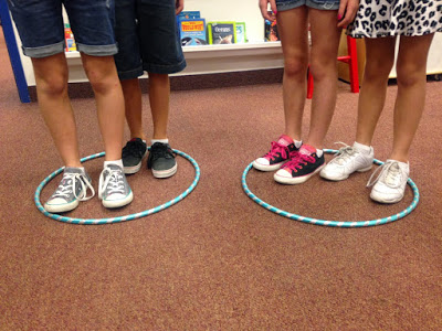 Teaching Multiplication can be fun by utilizing different methods to teach multiplication is adding array of groups. Some methods include beads, skip counting exercise, interactive notebooks, hula hoops and cracker arrays.