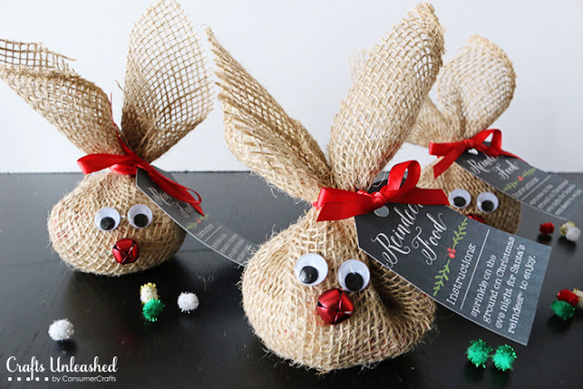 Treats, crafts, games and books to help you host a holiday classroom reindeer party!