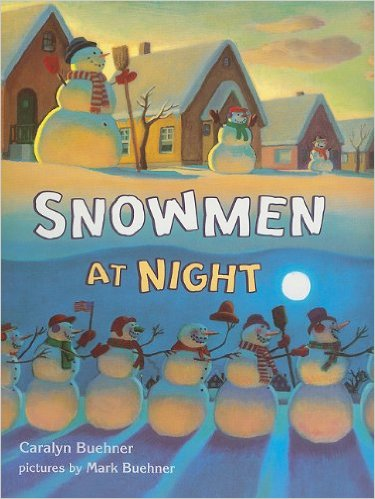Treats, crafts, games and books to help you host a holiday classroom snowman party!