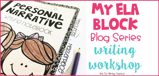 Take a look at how I teach writing each day in my classroom!