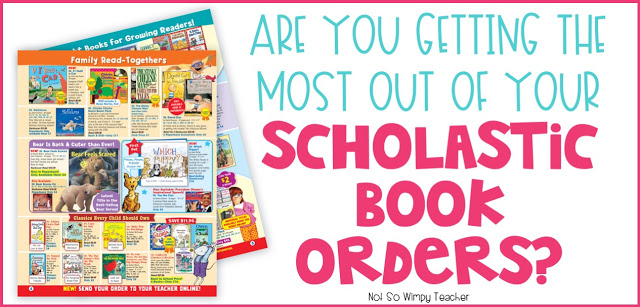 Scholastic Book Order Tips
