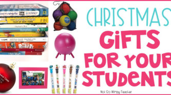 Christmas Gifts for Students
