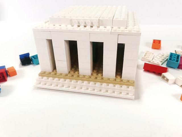 Lego President's Day Activity