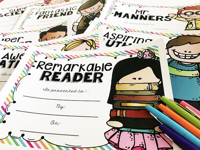 These end of the year awards are the perfect gift!