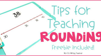 teaching students to round