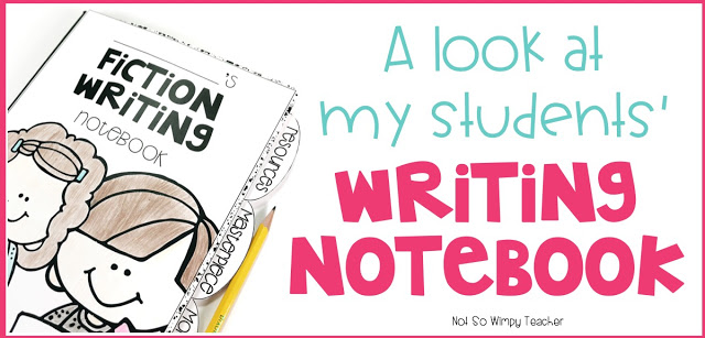 Check out these tips and ideas for putting together student writing notebooks and keeping them organized.