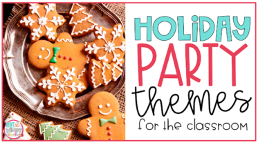 Holiday Party Themes