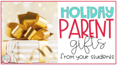 Holiday Parent Gifts