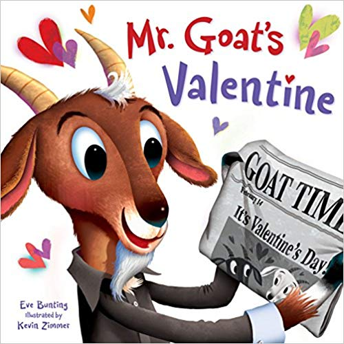 Picture books to share with your students on Valentine's Day