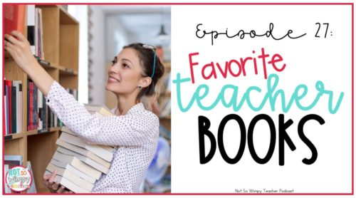 Teacher Professional Development Books