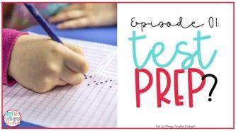 Is test prep necessary?