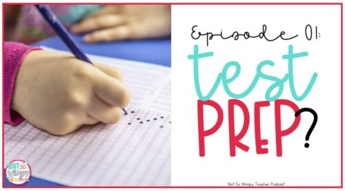 Is test prep necessary?