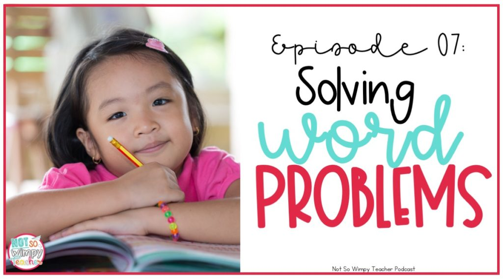 Teaching Students to Solve Math Word Problems