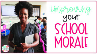 Improving your School Moral