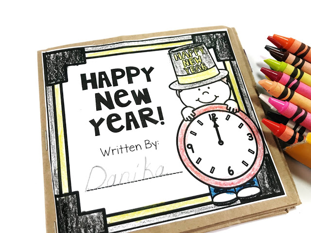 Free News Years Activity for the Classroom