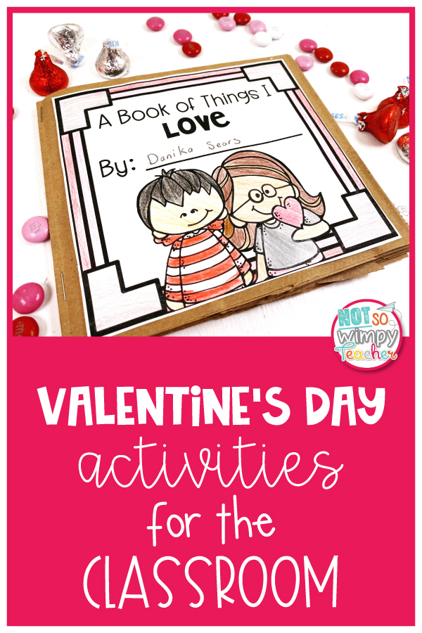 Fun Valentine's Day activities that are academic