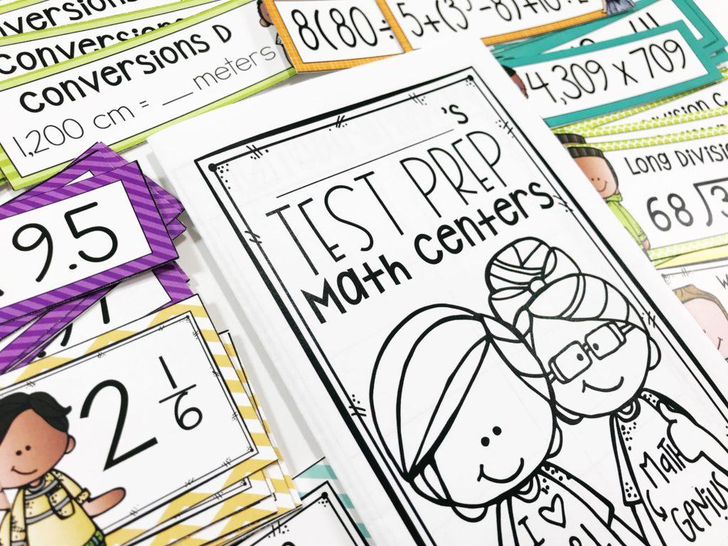 MathTest Prep Centers