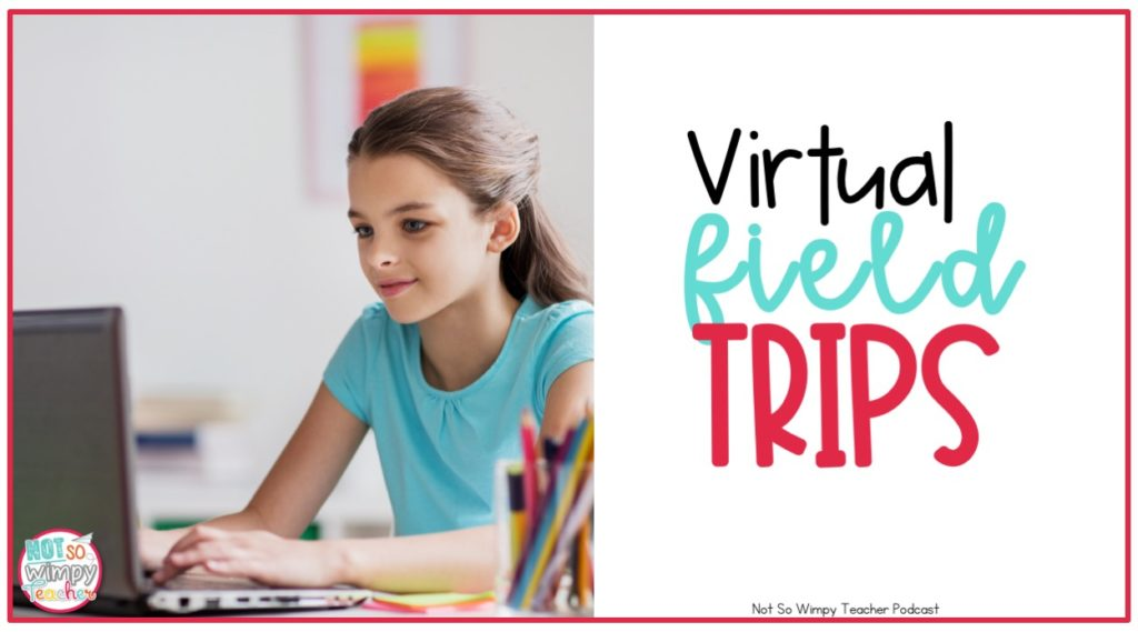 Virtual Field Trips around the country