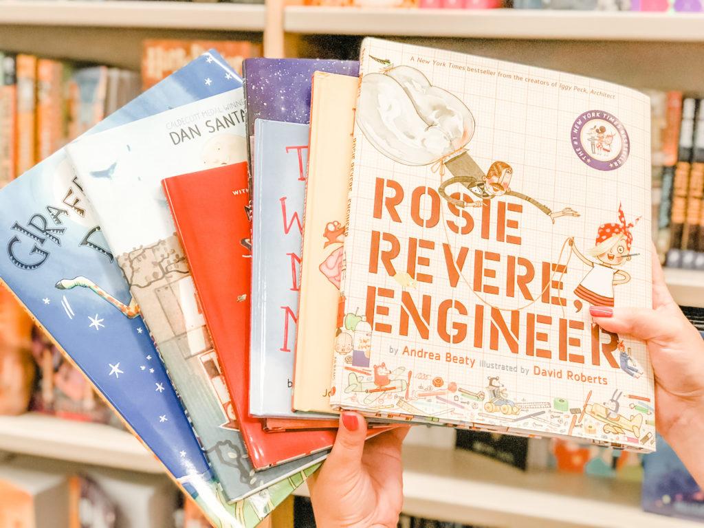 Books to teach growth mindset