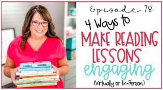 engaging reading lessons
