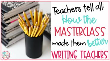 Teachers Tell All cover image with notebooks and pencils in a cup