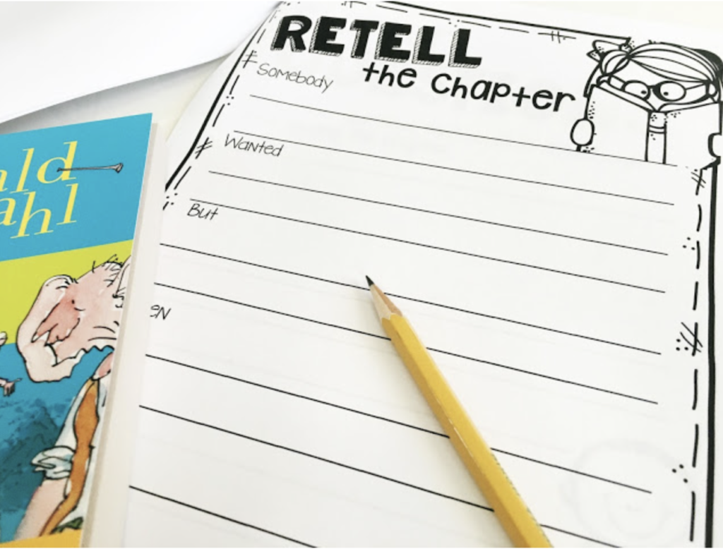 Book club printables are excellent resources for fifth grades