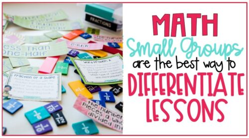 Math Small groups cover image