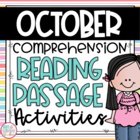 Oct. Seasonal reading passages