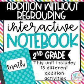2nd Grade INB Addition